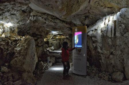 Wendelstein, Schauhöhle