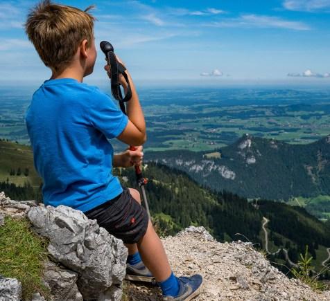 Herrliche Bergtour auf den Aggenstein