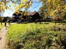 Gemütliche Familienwanderung am Schatzberg