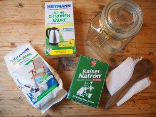 zero waste spülmittel waschmittel diy