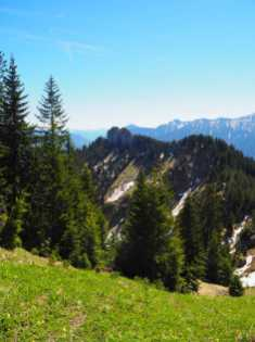Wanderung Oberammergau Laber