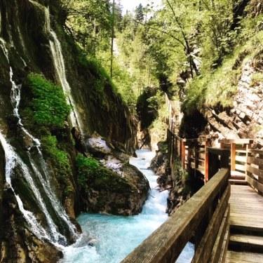 Wanderung durch das Wimbachtal