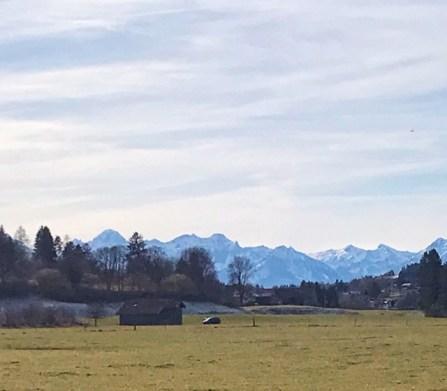 Kinderwagen-Wanderung am Lech