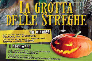 Halloween alle grotte di Stiffe
