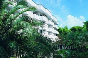 Offerta al FamilyHotel Baltic