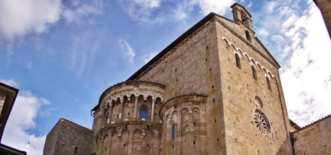 Anagni Cathedral Ciociaria