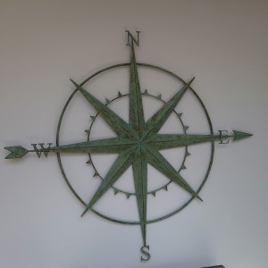 Green Bronzed Finished Compass Design Wall Arts, green compass point garden wall hanging,Around the garden table, garden gifts, garden accessories, garden centre delivery, plants Kent, plants Northiam, plants maidstone, flowers Kent, flowers delivered Kent, plants, flowers, bedding plants, seasonal bedding, seasonal bedding plants, edible plants, wildlife habitats, compost and mulches Kent, garden furniture, garden furniture Kent, gardening East Sussex, locally delivered garden supplies, contactless delivery, garden supplies with contactless delivery, vegetable seeds, vegetable plants, affordable garden furniture, wholesale garden supplies, bespoke planters, gift planters, garden inspiration, heart and soul gardening, #thechickenknows, Pop-Up Garden Boutique, free local delivery plants, free local delivery garden gifts, free local delivery garden accessories