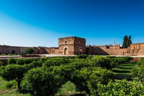 Palais de Badii