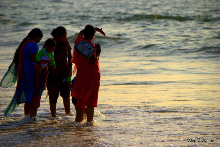 goa beach pictures