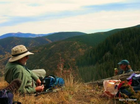 wheeler peak wilderness