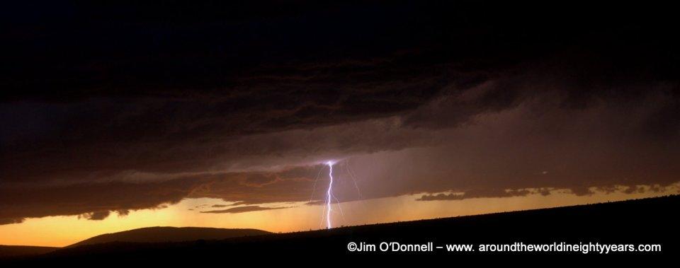 taos lightning