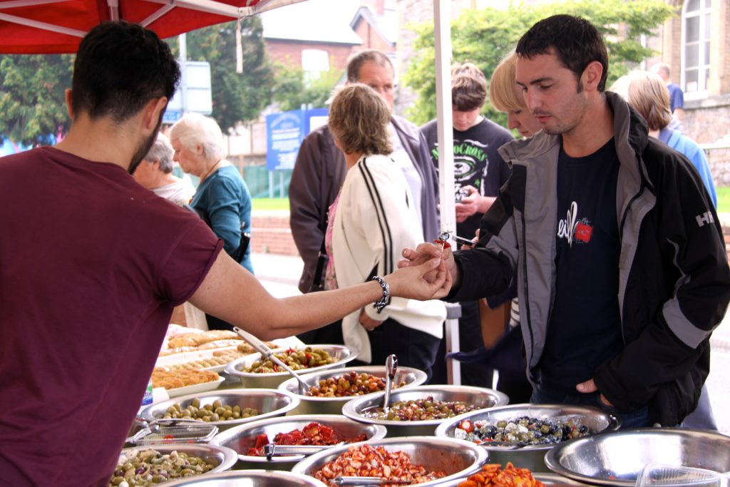 Food Festival a huge success : IMG_5086