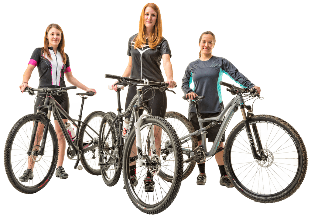 Foto Mujeres en Bici 1