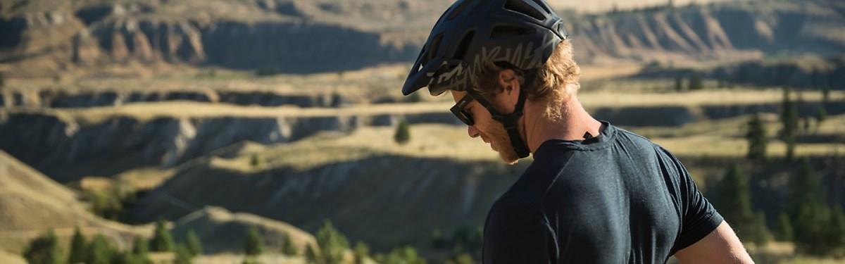 La importancia del uso del casco en los ciclistas.