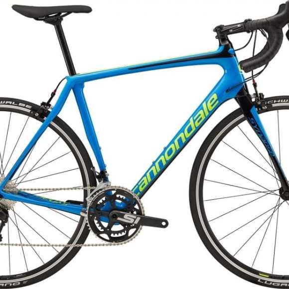 Bic. 700 Cannondale SYNAPSE 105 Size 51 Azul / Verde SPB - 93745
