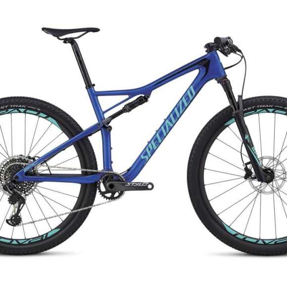 Bic. 29 Specialized Epic Men Pro carbon size L azul acido/menta acida/negro 90318-1004