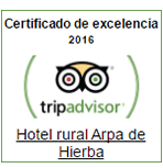 Opiniones sobre el Hotel Arpa de Hierba en Tripadvisor