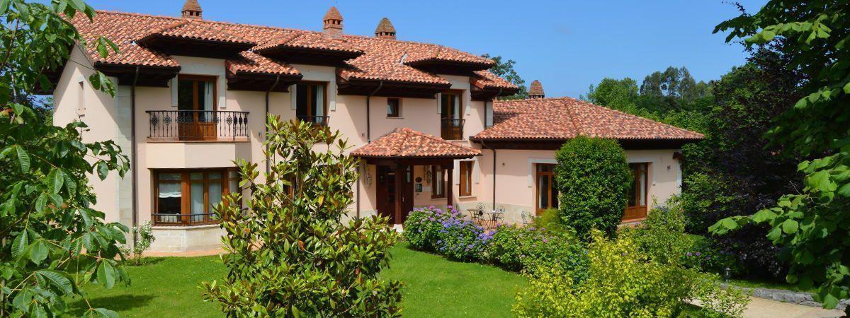 Hotel Rural Arpa de Hierba Fachada exterior