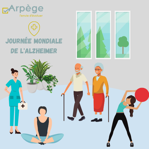 You are currently viewing Alzheimer : Accompagner les soignants à l'approche des malades