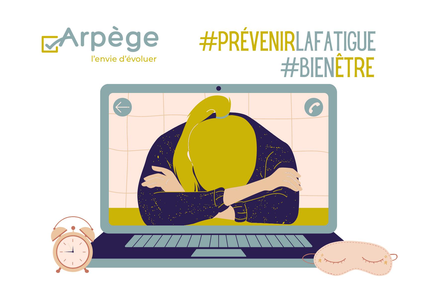 You are currently viewing Newsletter du webinaire gratuit sur le thème «Prévenir la fatigue»