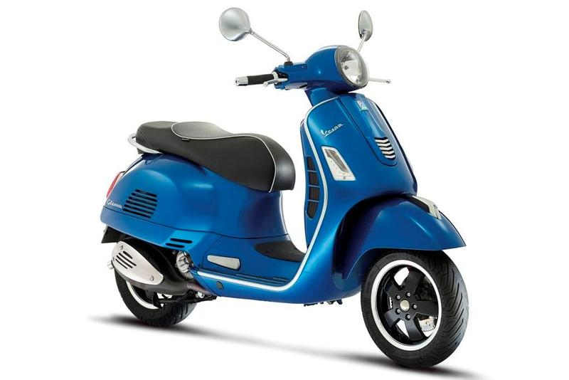Foto Vespa GTS 300 IE Super ABS ASR 2014
