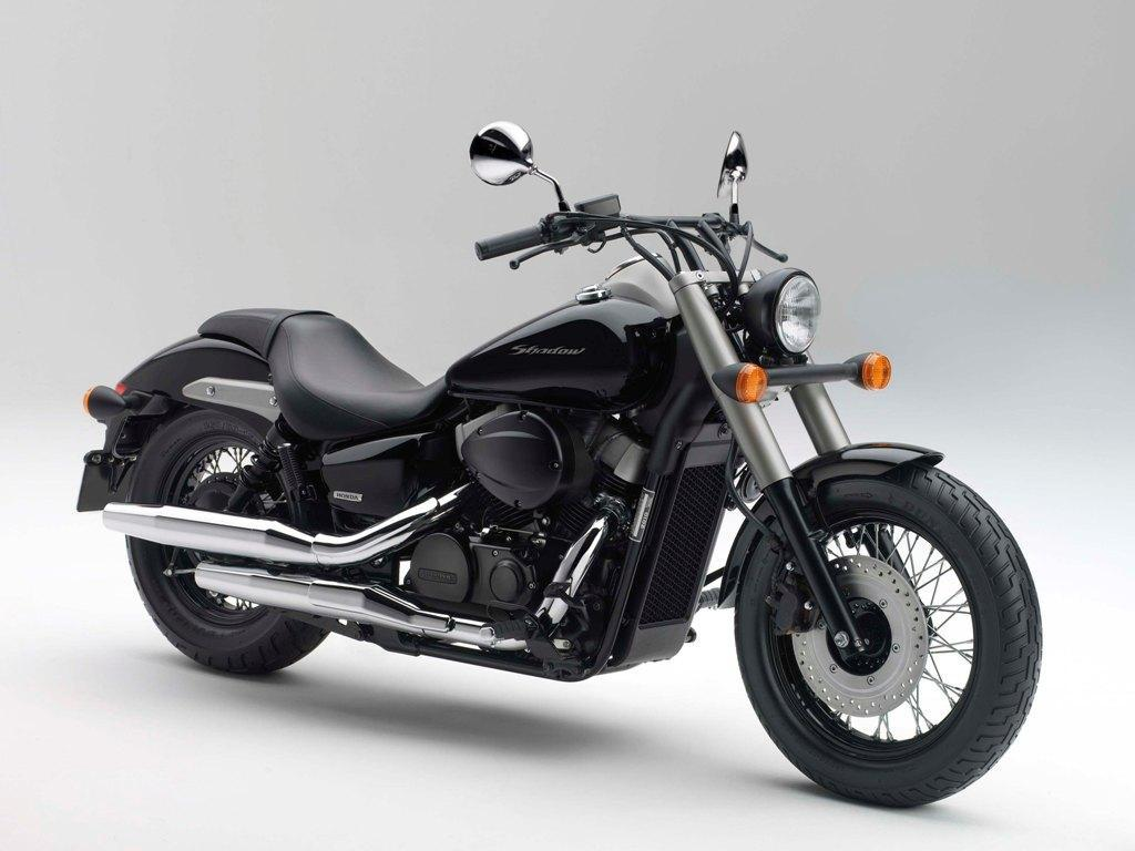 Foto HONDA VT SHADOW 750 BLACK SPIRIT