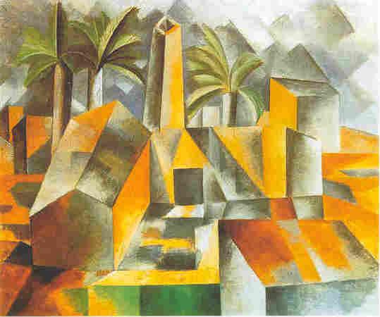 Resultado de imagen de el cubismo obras importantes