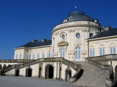 Palacio Solitude Alemania