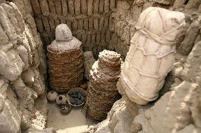 A fines de este año se conocerán resultados de ADN de momias halladas en la Huaca Pucllana