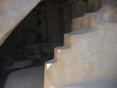 Machu Picchu: Mausoleo o tumba real