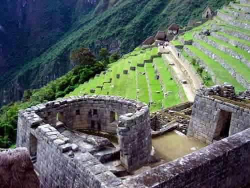 Machu Picchu: El Templo del Sol