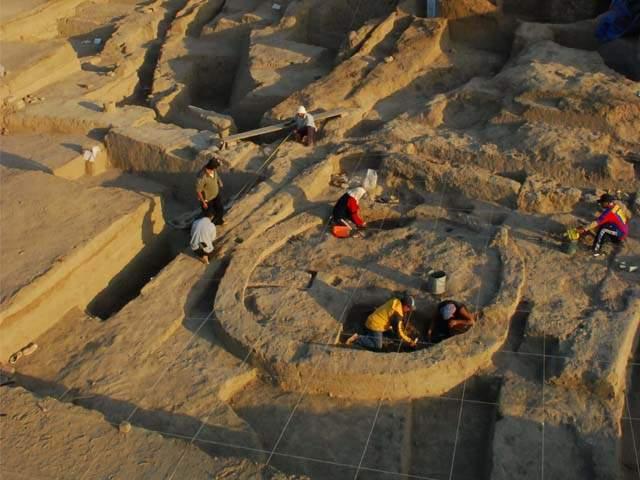El origen de la cultura en el norte está en Ventarrón, Lambayeque