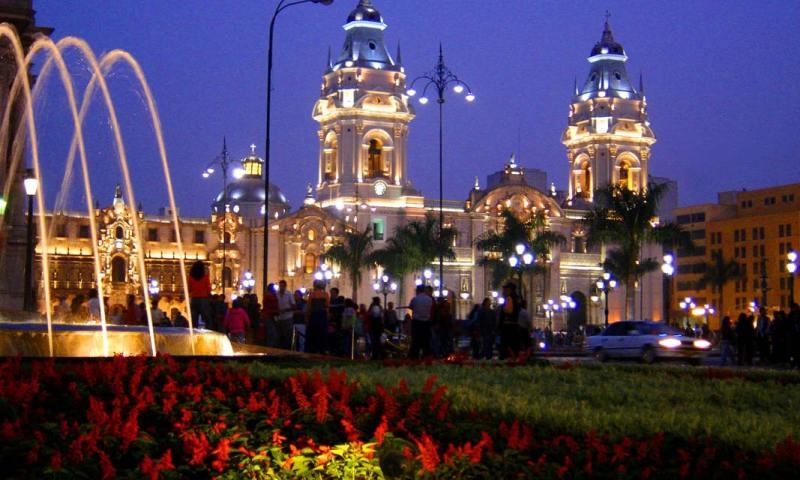 Alcaldesa declaró a Lima Ciudad Milenaria, Ciudad de Culturas