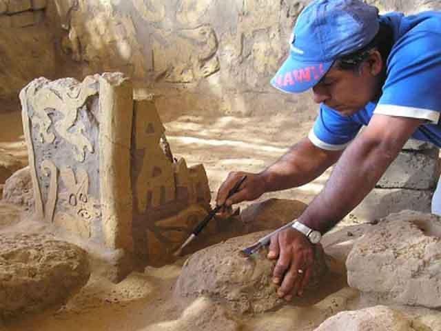 Chotuna: Excavaciones demuestran que personajes de la leyenda Naylamp existieron