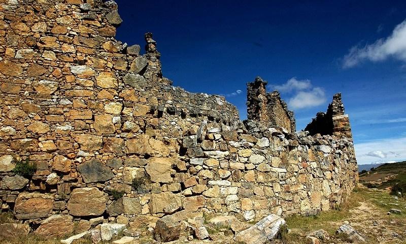 Protegerán monumentos arqueológicos de tres regiones del Perú por lluvias