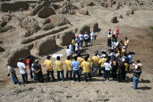 Invertirán más de S/. 4 millones para restaurar antiguo palacio Xllangchic-an de Chan Chan
