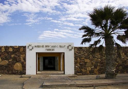 Museo de Sitio de Paracas Gana Premio Fondo Del Embajador De Estados Unidos 2012