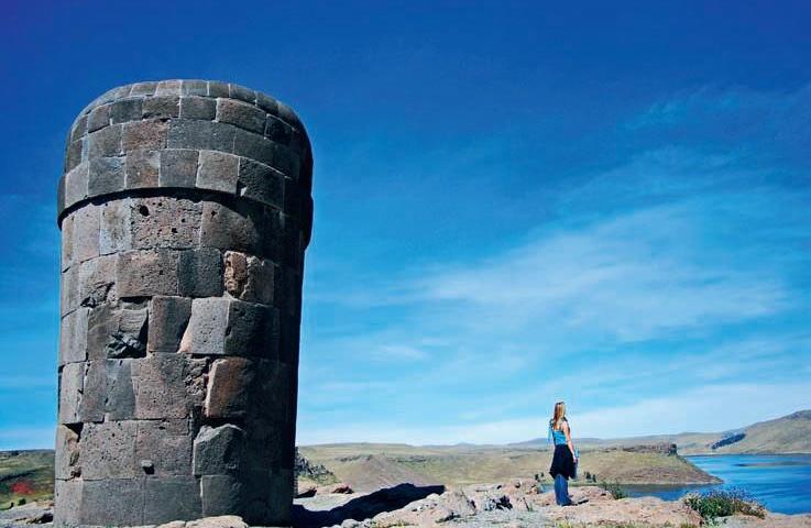 Chullpa o Chullpar, las torres funerarias