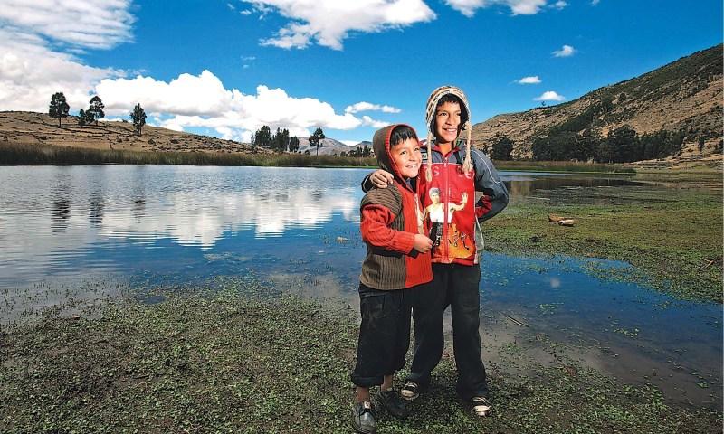 Reserva Nacional del Titicaca: biodiversidad singular
