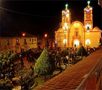 Plaza de Armas de Ambo, Huánuco - Dircetur