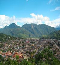 75 Aniversario de la Ciudad de Tingo Maria, Huánuco