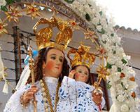 Fiesta Patronal en Homenaje a la Santísima Virgen del Rosario Mama Huarina