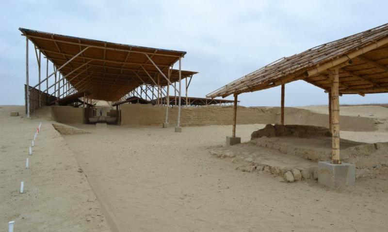 Proyecto arqueológico Huaca Bandera: el inicio de los Lambayeque – Trabajos 2013