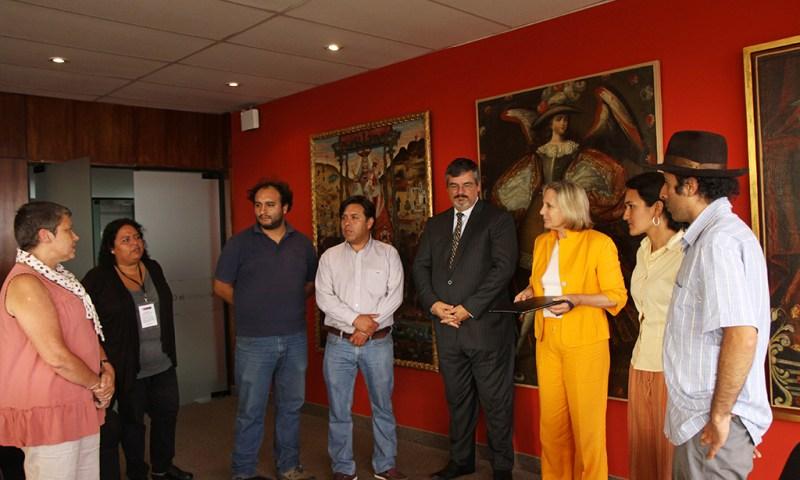 Municipalidad de Chinchaypujio obtuvo primer lugar en concurso sobre Salvaguardia del Patrimonio Cultural Inmaterial