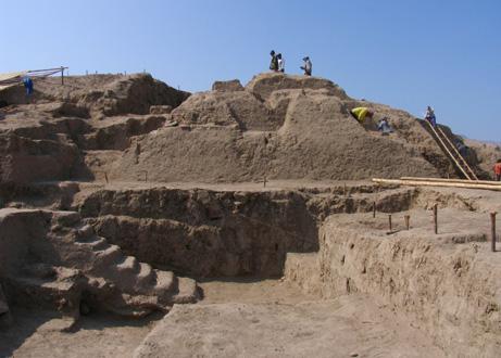 Huaca Ventarrón y la arqueología del paisaje