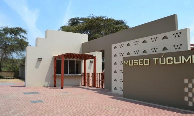 Inauguran Museo de Sitio Túcume en Lambayeque