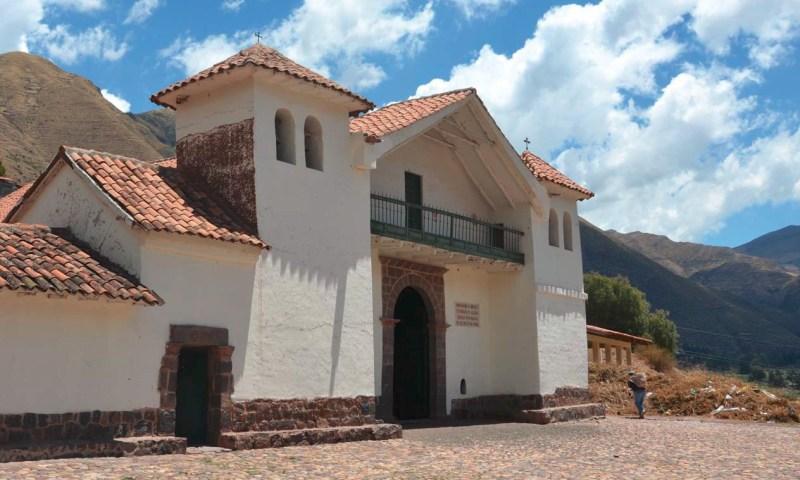 Capilla Virgen Purificada de Canincunca