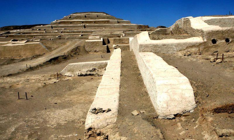 Cahuachi es el corazón verdadero de la cultura Nasca