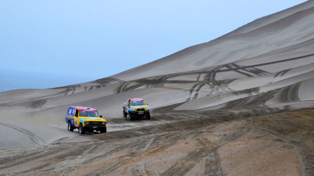 Rally Dakar desata polémica ante posibles daños a restos arqueológicos