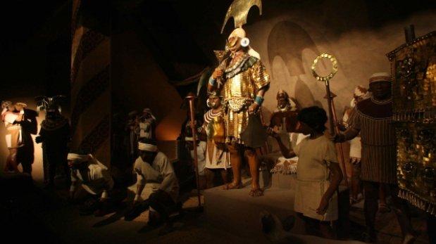 Señor de Sipán sería del siglo IV o V, según el arqueólogo Walter Alva